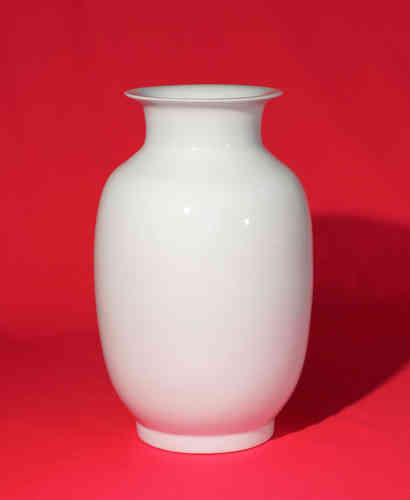 PV202 - Vase white china – porcelain