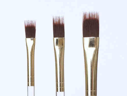 B15 Porcelain - China Painting Brush - for structures