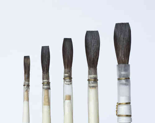 B11 Porcelain - China Painting Brush - Set