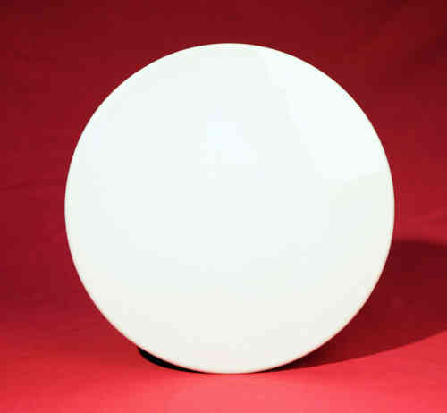 PT303   Porcelain tile   white china - round  35 cm
