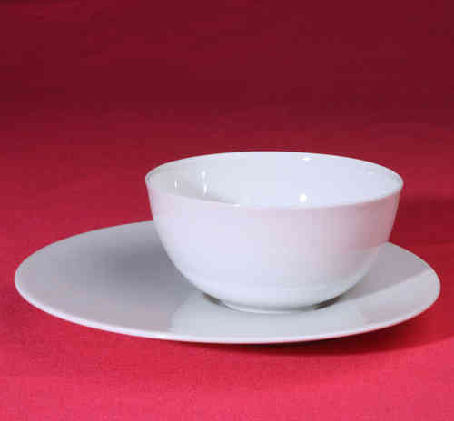 PC320 Cup Porcelain with saucer