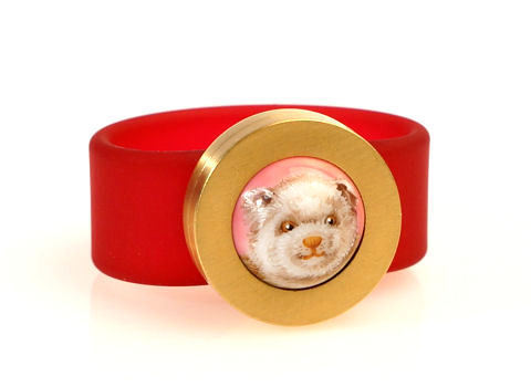 Ring Teddy bear 2